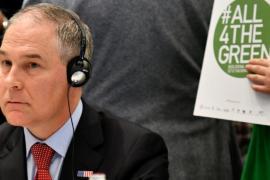 Встреча «экологической семёрки»: США не подписали пункта по климату