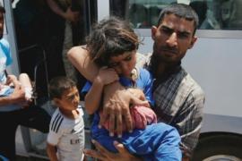 Сотни беженцев в Ираке отравились ужином, двое умерли