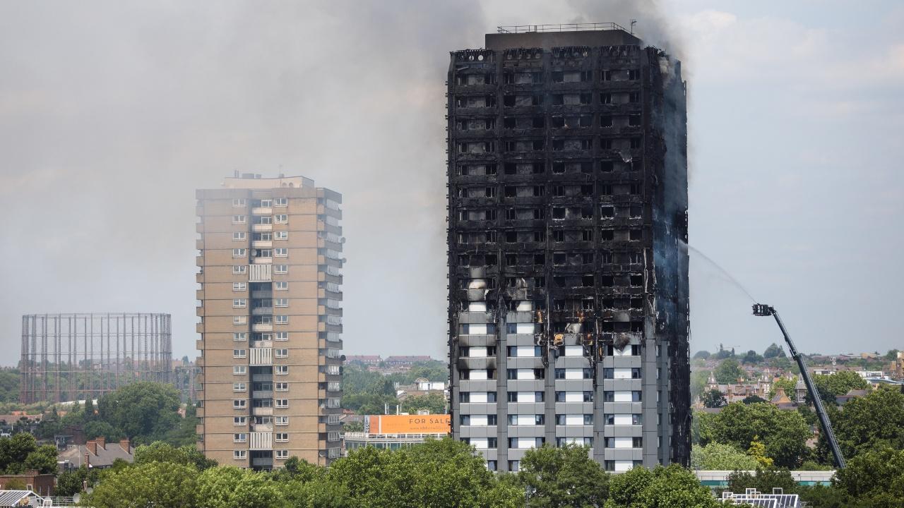 Тереза Мэй: «Мы проведём надлежащее расследование причин пожара»