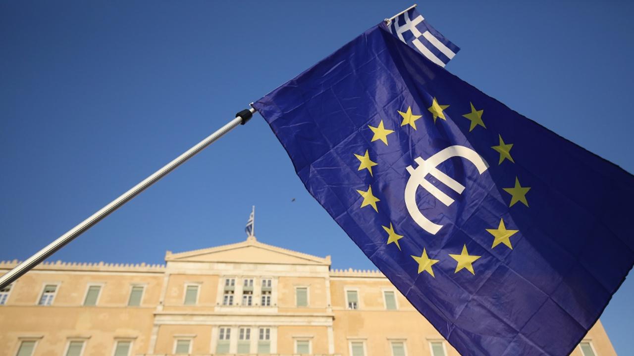 Министры финансов еврозоны выделят Греции €8,5 млрд