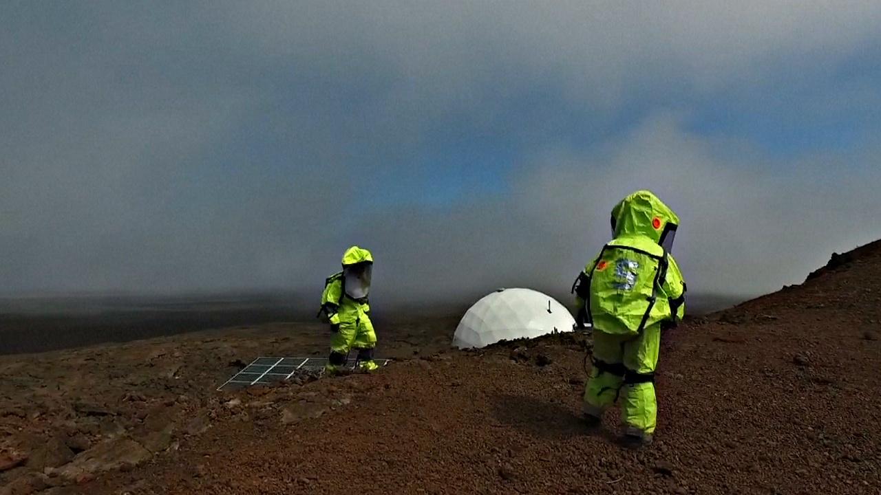 Гавайский эксперимент: ученые смоделировали жизнь на Марсе