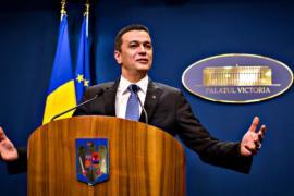 Премьер-министр Румынии отказывается покидать пост