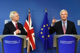 Брюссель и Лондон начали переговоры о «брексите»