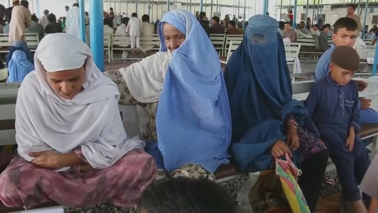 ООН: в 2016 покинуть дома было вынужденно 65,6 миллионов человек в мире