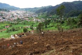 Оползень в Гватемале: не менее 11 погибших