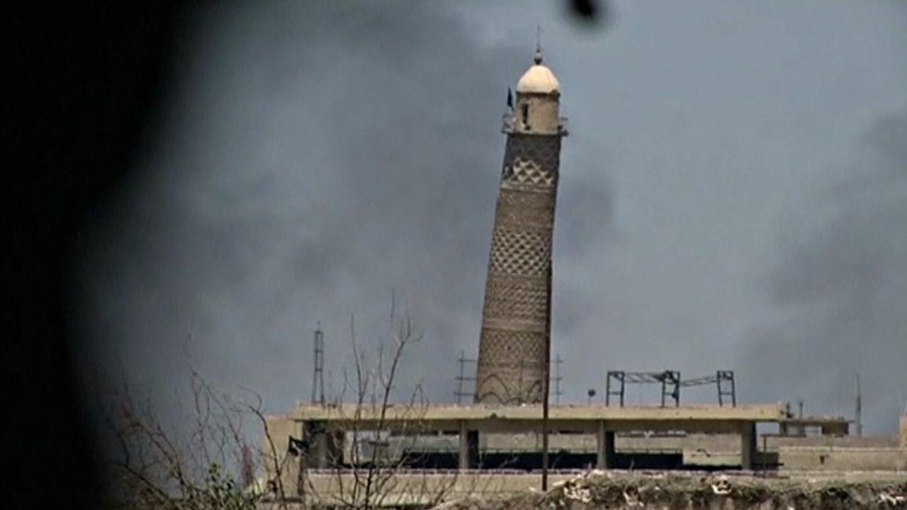 ИГИЛ взорвало главную мечеть Мосула