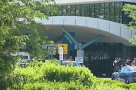 В мичиганском аэропорту напали с ножом на полицейского