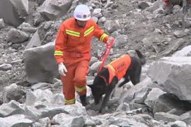 Оползень в Китае: более 90 остаются пропавшими без вести