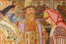 Мастер русской сказки: выставка Ивана Билибина в Москве