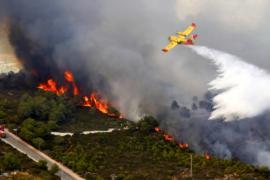 Лесные пожары в Испании: более 1500 человек эвакуированы
