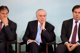 Генеральный прокурор Бразилии обвинил Темера во взяточничестве