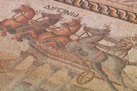 На Кипре раскапывают уникальную 2000-летнюю мозаику