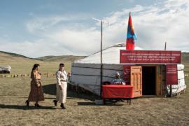 В Монголии впервые в истории не выбрали президента в первом туре