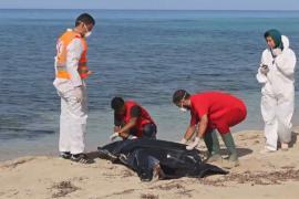 Тела 24 мигрантов нашли на побережье Ливии