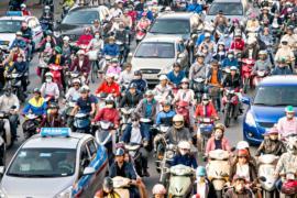 Онлайн-заказ мототакси меняет транспортную культуру Вьетнама