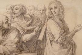 Графика Карла Брюллова и Александра Иванова: редкая выставка в Москве