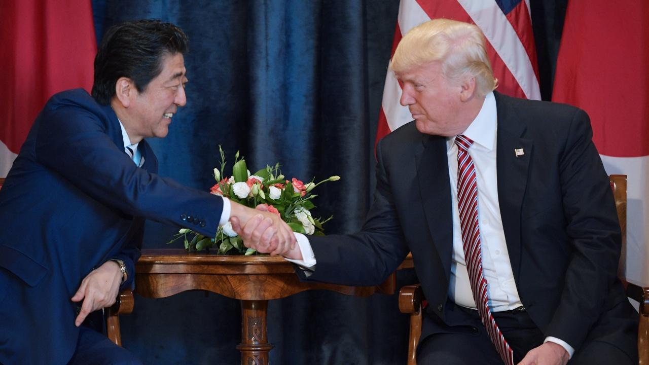 США и Япония договорились усилить давление на КНДР