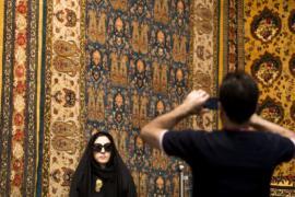 Уникальные ковры представили на фестивале в Грузии