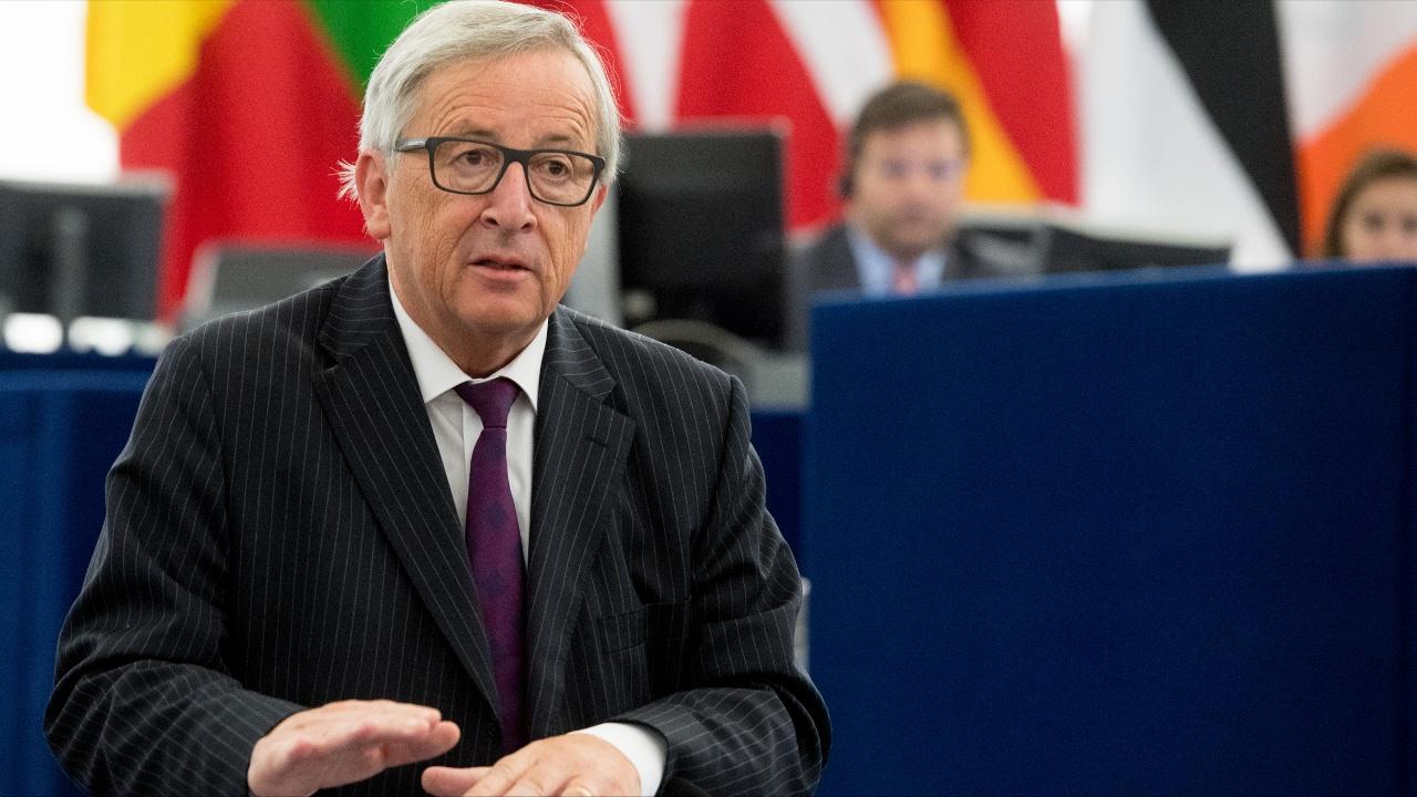Жан-Клод Юнкер раскритиковал Европарламент за пустые кресла