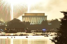 В США отметили 241-й День независимости