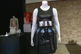 Мода и технологии: выставка футуристической одежды в Берлине