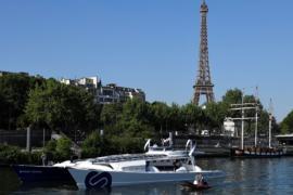 Первое в мире судно на водороде отправляется в кругосветку из Франции