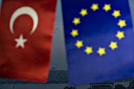Европарламент призывал прекратить переговоры с Турцией о вступлении в ЕС