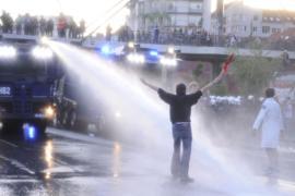 Первый день саммита «Большой двадцатки» начался с новых протестов