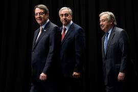 Переговоры по объединению Кипра потерпели крах