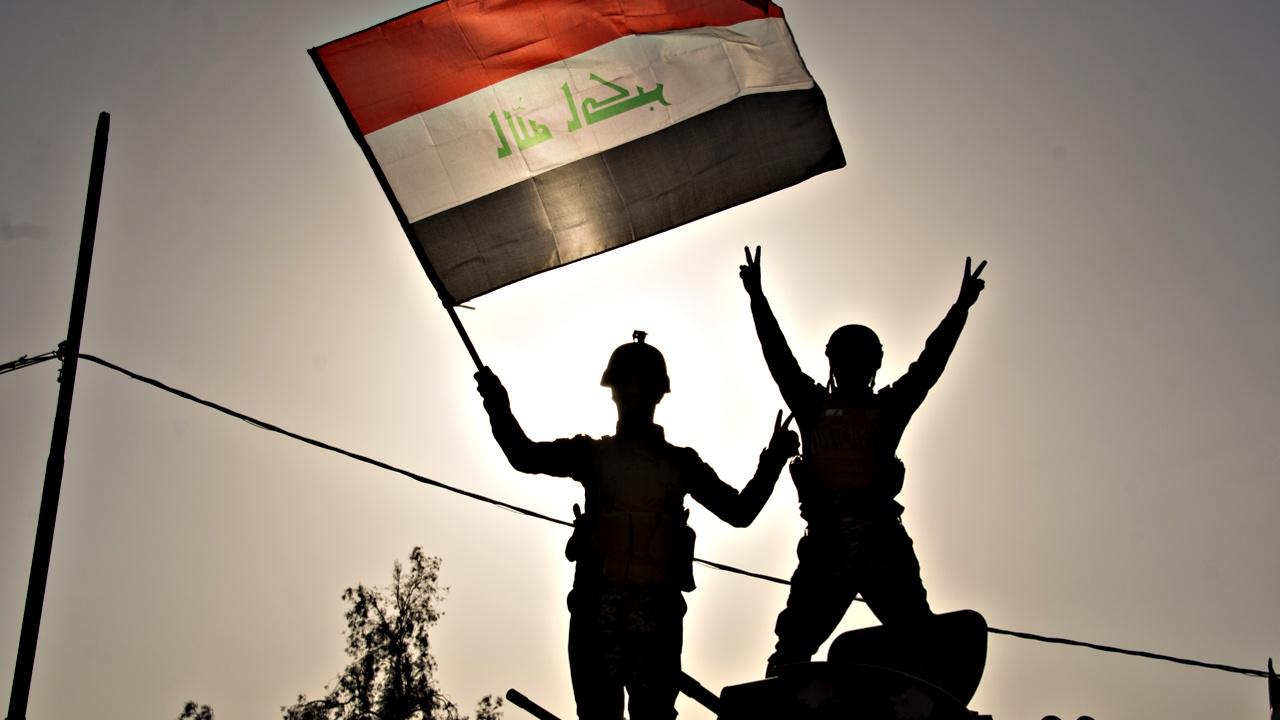 Мосул освобождён от ИГИЛ