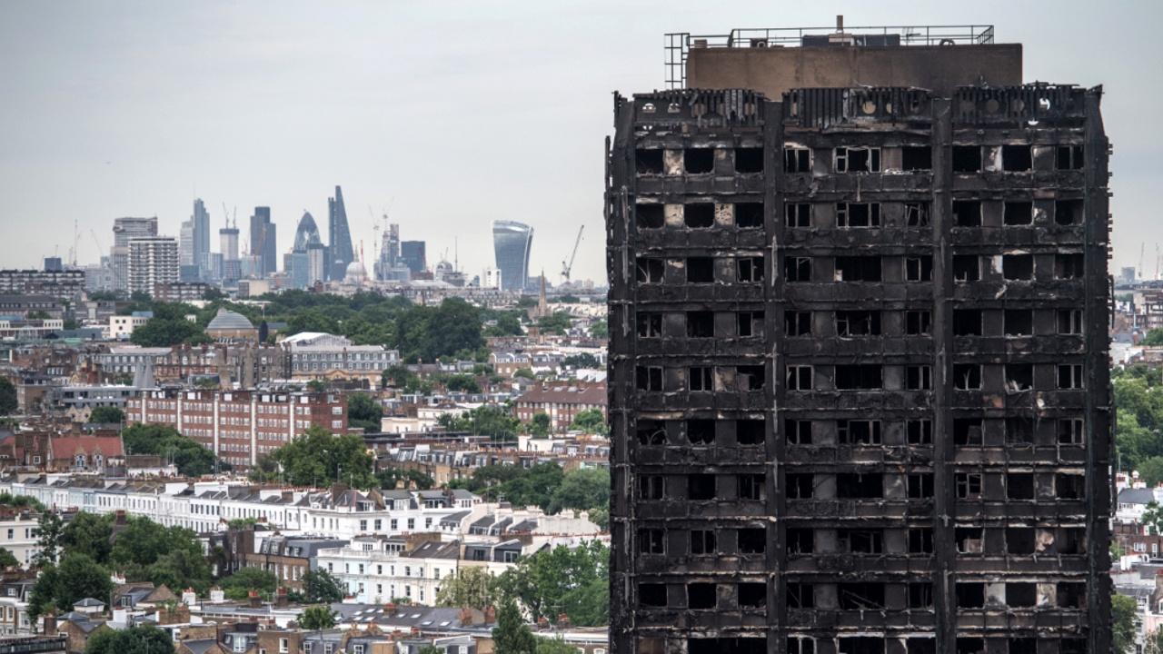 Число жертв пожара в Grenfell Tower остановится на 80