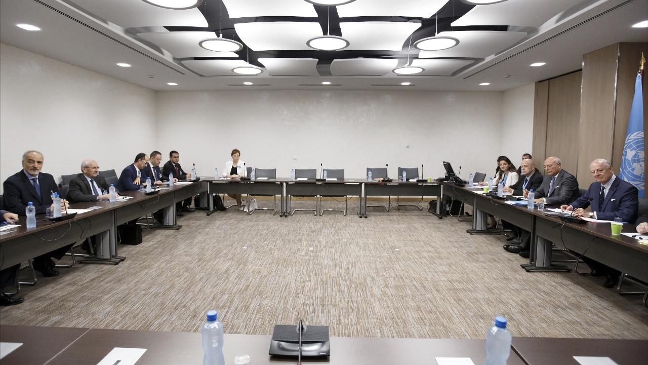 В Женеве начался седьмой раунд переговоров по Сирии