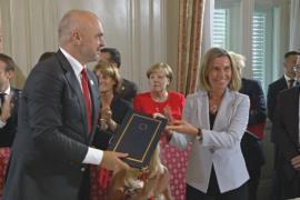 Западнобалканские страны подписали историческое соглашение с ЕС
