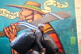 Кубинские мастера ищут сырьё в мусорных баках