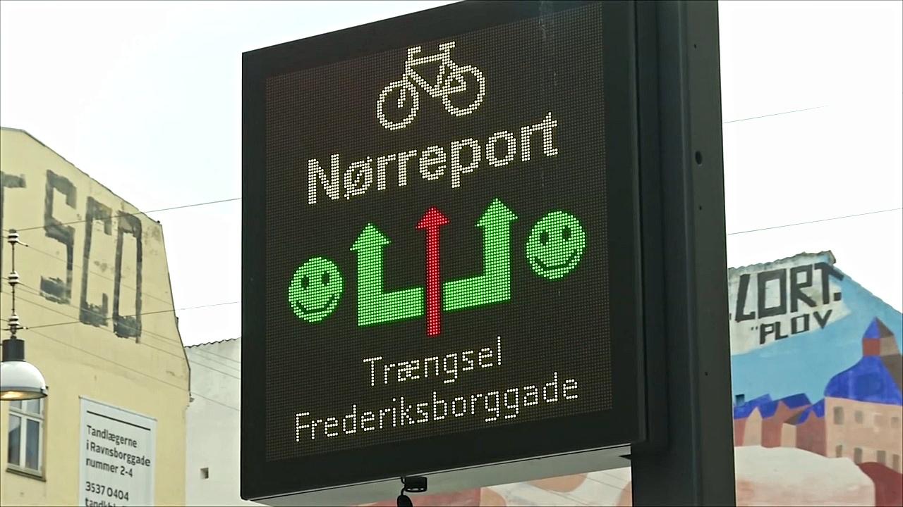 Тянучки на велодорожках: велосипедистам помогут мониторы