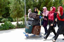 Афганским девушкам-робототехникам в итоге дали визы в США по просьбе «сверху»
