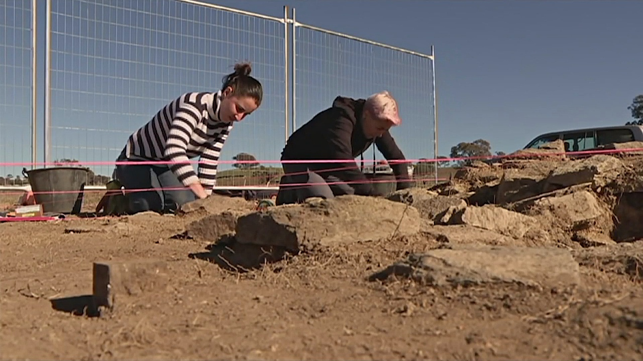 В Австралии нашли руины старинной школы