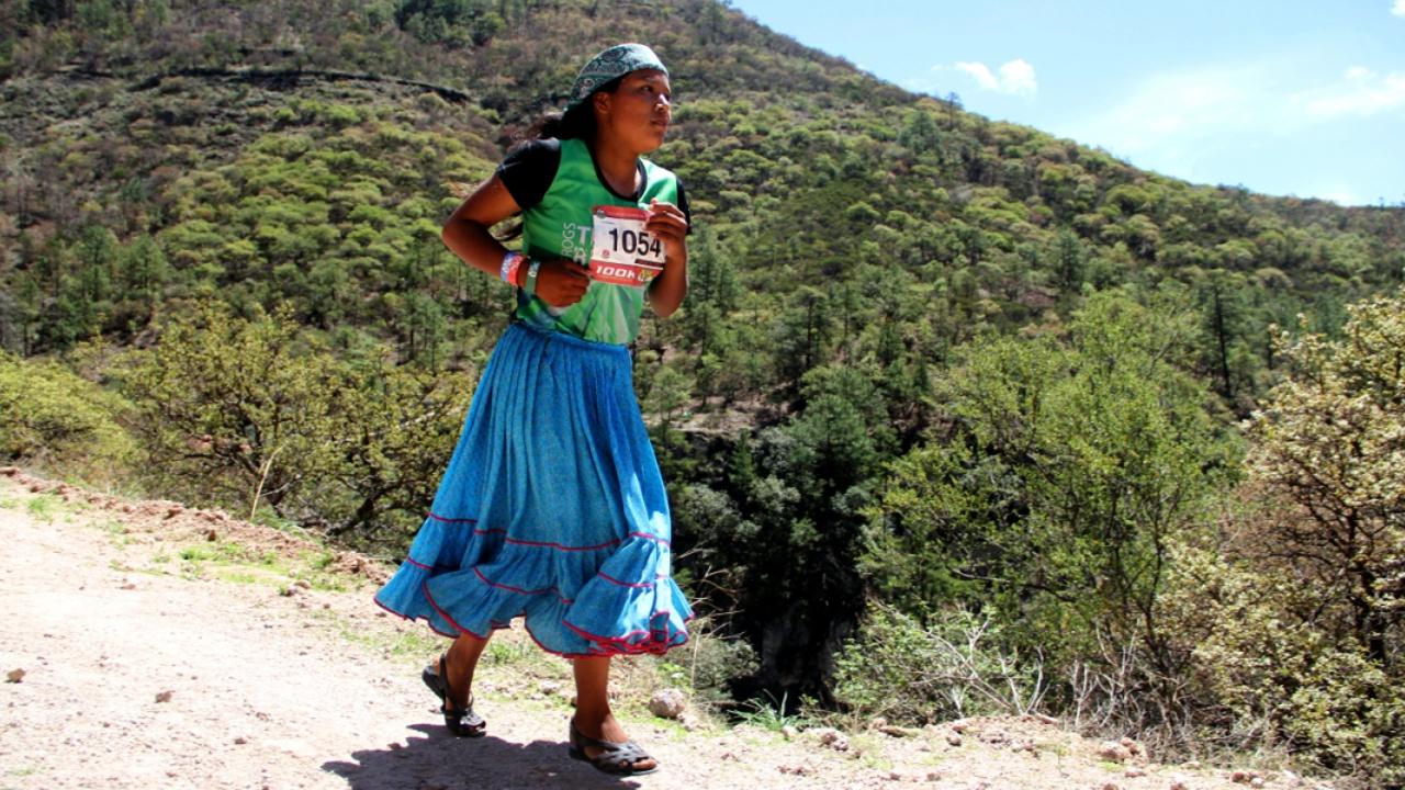 В Мексике прошел изнуряющий ультрамарафон по горам