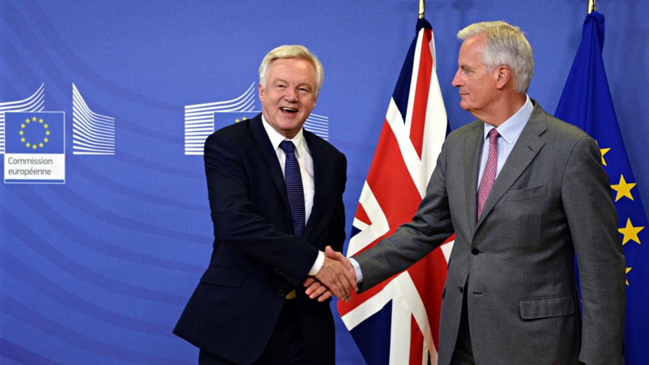 Детальные переговоры о «брексите» начались в Брюсселе