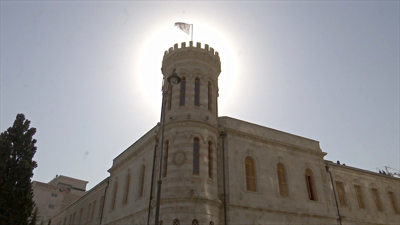 Сергиевское подворье в Иерусалиме открылось после долгой реставрации