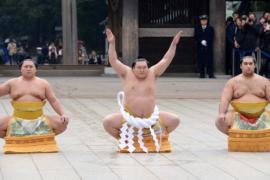 Япония: монголу впервые присвоили статус тренера сумо