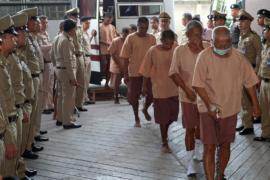 Суд Таиланда выносит самый массовый приговор торговцам людьми