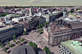 Как изменятся Хельсинки – покажут на 3D-модели