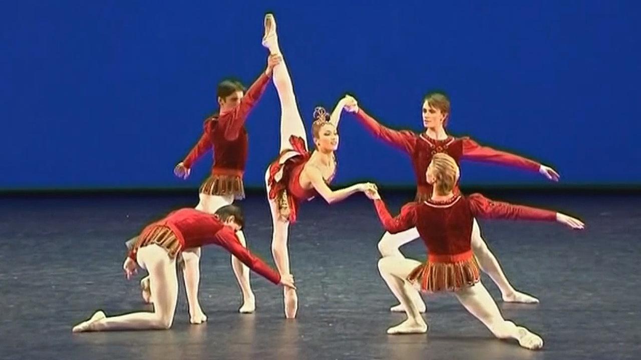 Балет «Драгоценности» исполнят танцоры из Нью-Йорка, Парижа и Москвы