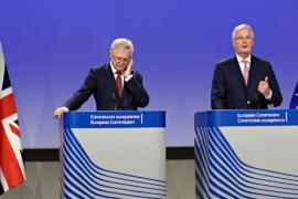 Переговоры о «брексите» пока не принесли прогресса
