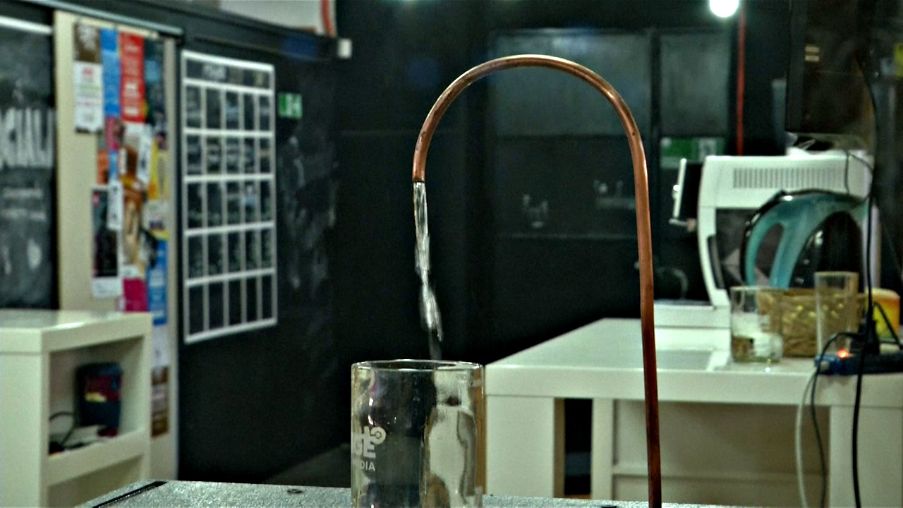 Аппарат для добычи чистой воды из воздуха создали в Чили