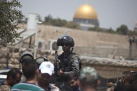 Израиль: стычки между военными и палестинцами
