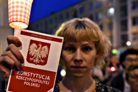 Поляки продолжают протестовать против судебной реформы