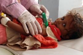 В Йемене – самая масштабная в мире вспышка холеры