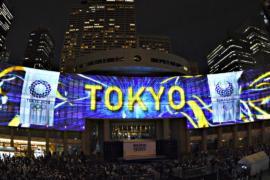 Токио начал отсчитывать время до Олимпиады-2020